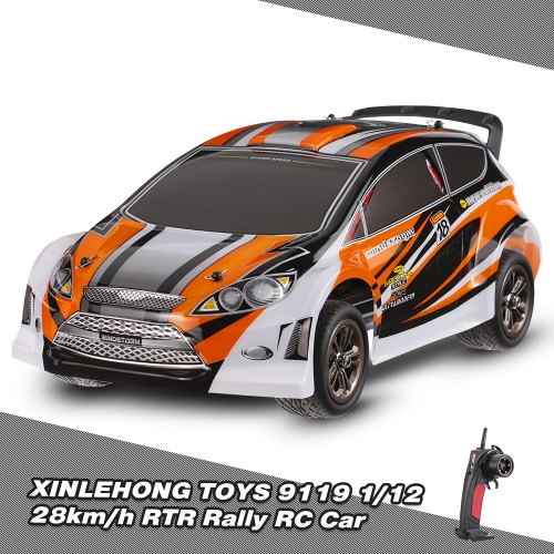 Original XINLEHONG TOYS 9119 2.4GHz 2WD 1/12 Electric RTR High Speed Rally RC CarToys &amp; Hobbies<br>Original XINLEHONG TOYS 9119 2.4GHz 2WD 1/12 Electric RTR High Speed Rally RC Car<br>