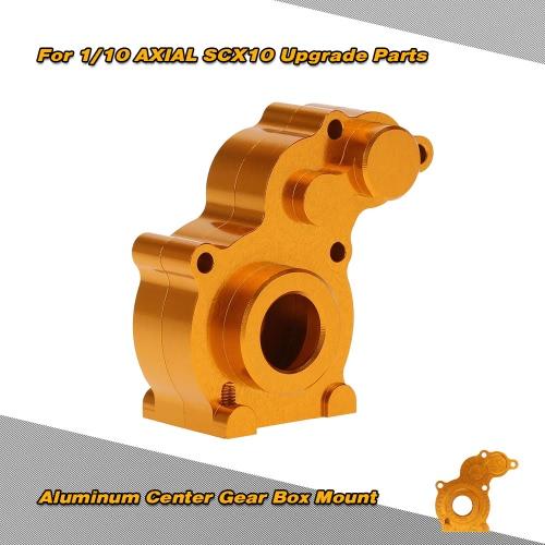 SCX10-13 Aluminum Upgrade Parts Center Gear Box Mount for 1/10 AXIAL SCX10 Electric 90022 90028 90035 Jeep WranglerToys &amp; Hobbies<br>SCX10-13 Aluminum Upgrade Parts Center Gear Box Mount for 1/10 AXIAL SCX10 Electric 90022 90028 90035 Jeep Wrangler<br>