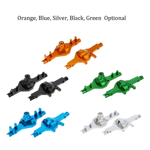 SCX10-16 Aluminum Alloy Solid Axle Set (Only Shell) for 1/10 AXIAL SCX10 RC CarToys &amp; Hobbies<br>SCX10-16 Aluminum Alloy Solid Axle Set (Only Shell) for 1/10 AXIAL SCX10 RC Car<br>