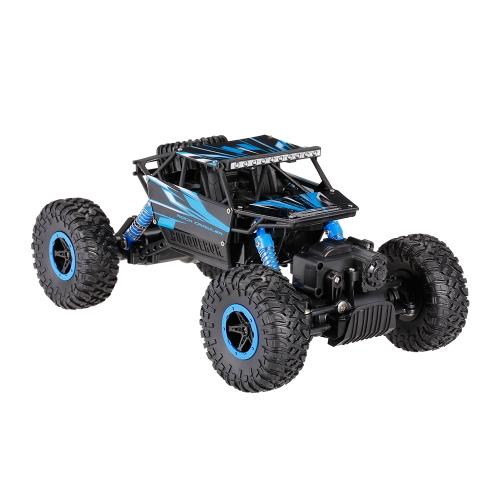 Original HB-P1802 2.4GHz 4WD 1/18 Scale Rock Crawler RC Car BlueToys &amp; Hobbies<br>Original HB-P1802 2.4GHz 4WD 1/18 Scale Rock Crawler RC Car Blue<br>