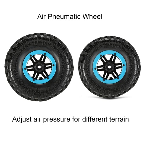 Original Austar AX-3021BU Air Pneumatic Beadlock Wheel Rim and Tire for for 1/10 RC4WD D90 Axial SCX10 Crawler TruckToys &amp; Hobbies<br>Original Austar AX-3021BU Air Pneumatic Beadlock Wheel Rim and Tire for for 1/10 RC4WD D90 Axial SCX10 Crawler Truck<br>