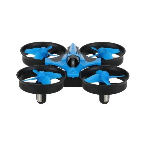 JJRC H36 2.4G Mini Drone RC Quadcopter - BlueToys &amp; Hobbies<br>JJRC H36 2.4G Mini Drone RC Quadcopter - Blue<br>
