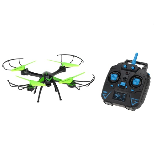JJRC H98 2.4G Drone RC Quadcopter - GreenToys &amp; Hobbies<br>JJRC H98 2.4G Drone RC Quadcopter - Green<br>