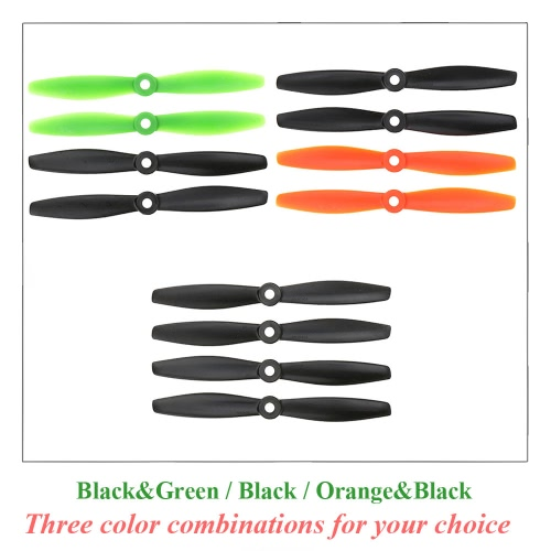 2 Pairs GEMFAN 6040 CW/CCW Propellers for QAV250 280 F330 RC QuadcopterToys &amp; Hobbies<br>2 Pairs GEMFAN 6040 CW/CCW Propellers for QAV250 280 F330 RC Quadcopter<br>