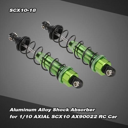 SCX10-18 Aluminum Alloy Shock Absorber for 1/10 AXIAL SCX10 AX90022 RC  CarToys &amp; Hobbies<br>SCX10-18 Aluminum Alloy Shock Absorber for 1/10 AXIAL SCX10 AX90022 RC  Car<br>