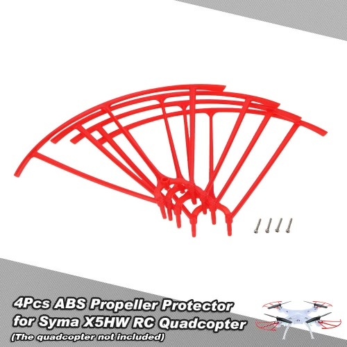 4Pcs ABS Propeller Protector for Syma X5H X5HC X5HW RC QuadcopterToys &amp; Hobbies<br>4Pcs ABS Propeller Protector for Syma X5H X5HC X5HW RC Quadcopter<br>
