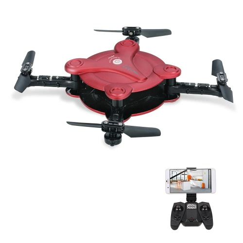 FQ777 FQ17W Mini Wifi FPV Drone Foldable Pocket RC Quadcopter - RTFToys &amp; Hobbies<br>FQ777 FQ17W Mini Wifi FPV Drone Foldable Pocket RC Quadcopter - RTF<br>