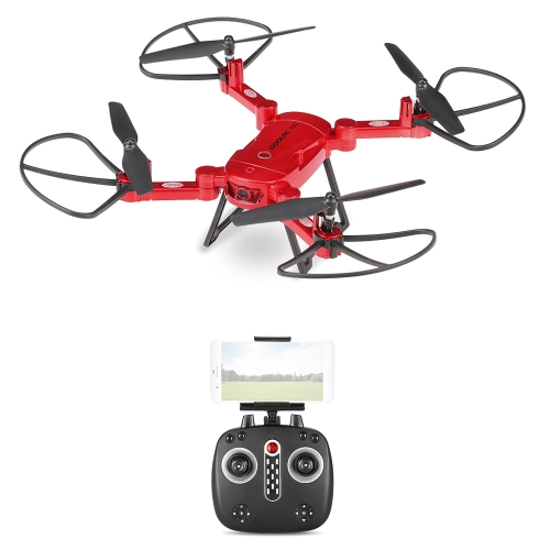 GoolRC T32 Wifi FPV 720P HD Camera 2.4G 4CH 6-Axis Gyro Foldable RC Quadcopter Height Hold G-Sensor Selfie Drone RTFToys &amp; Hobbies<br>GoolRC T32 Wifi FPV 720P HD Camera 2.4G 4CH 6-Axis Gyro Foldable RC Quadcopter Height Hold G-Sensor Selfie Drone RTF<br>