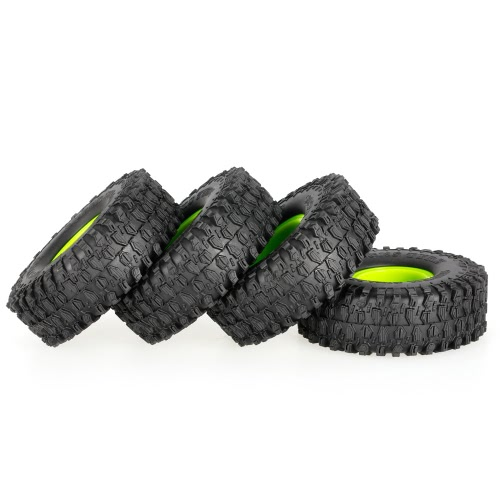 4Pcs AUSTAR AX-5020C 1.9 Inch 120mm Tires with Hub for 1/10 Traxxas Redcat SCX10 AXIAL RC4WD TF2 Rock CrawlerToys &amp; Hobbies<br>4Pcs AUSTAR AX-5020C 1.9 Inch 120mm Tires with Hub for 1/10 Traxxas Redcat SCX10 AXIAL RC4WD TF2 Rock Crawler<br>