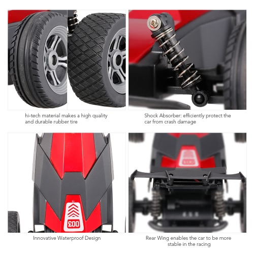 Attop YD-003 1/24 2.4GHz Super Formula Waterproof RC High Speed Racing Drifting Car RTRToys &amp; Hobbies<br>Attop YD-003 1/24 2.4GHz Super Formula Waterproof RC High Speed Racing Drifting Car RTR<br>