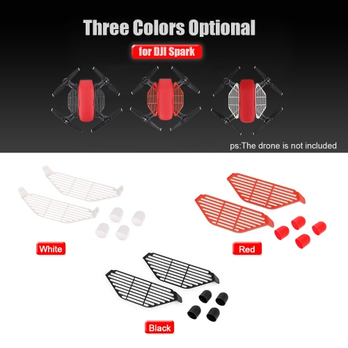 Finger Protector Hand Guard Protection Fence &amp; Motor Protective Cap for DJI Spark FPV QuadcopterToys &amp; Hobbies<br>Finger Protector Hand Guard Protection Fence &amp; Motor Protective Cap for DJI Spark FPV Quadcopter<br>