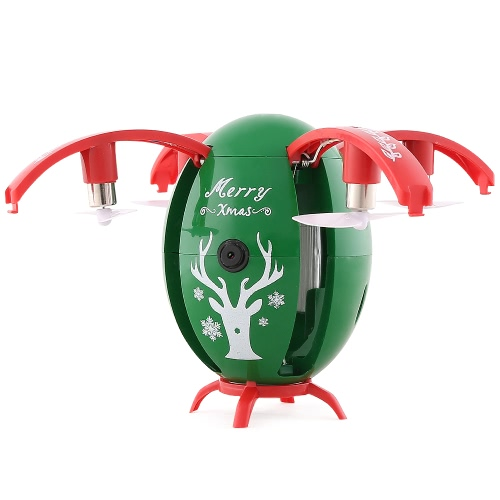 JJRC H66 Christmas Gift Egg Drone Wifi FPV RC Quadcopter - RTFToys &amp; Hobbies<br>JJRC H66 Christmas Gift Egg Drone Wifi FPV RC Quadcopter - RTF<br>