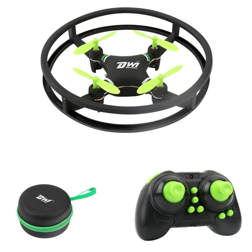 DWi Dowellin D1 2.4G 6-axis Gyro 3D Flip Headless Mode Integrated Protector Ring RC QuadcopterToys &amp; Hobbies<br>DWi Dowellin D1 2.4G 6-axis Gyro 3D Flip Headless Mode Integrated Protector Ring RC Quadcopter<br>