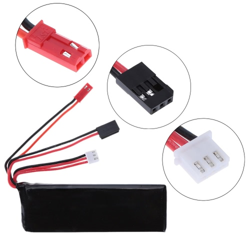 High Quality Transmitter LiPo Battery 7.4V 2200mAh for Walkera Devo 7E TransmitterToys &amp; Hobbies<br>High Quality Transmitter LiPo Battery 7.4V 2200mAh for Walkera Devo 7E Transmitter<br>
