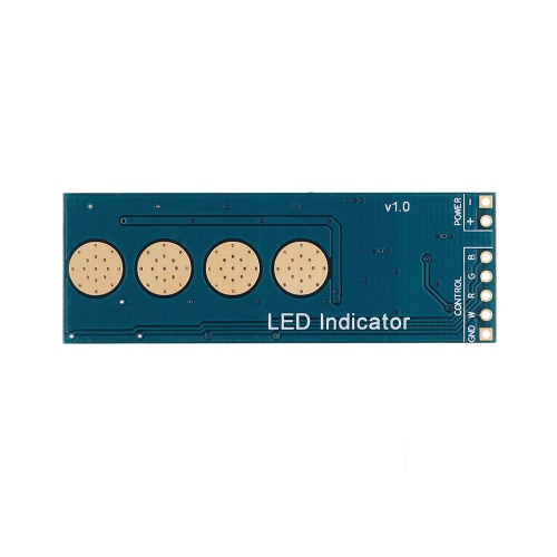 GoolRC 4LEDs 3W LED Module LED Indicator V1.0 for Flight Controller APM MegaPirate RC ModelToys &amp; Hobbies<br>GoolRC 4LEDs 3W LED Module LED Indicator V1.0 for Flight Controller APM MegaPirate RC Model<br>