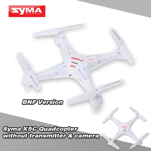 SYMA X5C 4CH 6-Axis Gyro RC Quadcopter Without Camera &amp; TransmitterToys &amp; Hobbies<br>SYMA X5C 4CH 6-Axis Gyro RC Quadcopter Without Camera &amp; Transmitter<br>