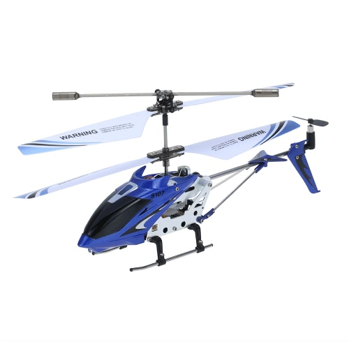 Syma S107G R/C Helicopter S107G BlueToys &amp; Hobbies<br>Syma S107G R/C Helicopter S107G Blue<br>