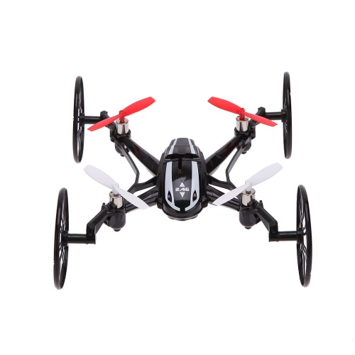 LianSheng LS-116 2.4G 4CH 6-Axis Gyro R/C Quadcopter 4 in 1 Air-ground Amphibious RTF Drone UFO with Speed Switch Mode Ground ModeToys &amp; Hobbies<br>LianSheng LS-116 2.4G 4CH 6-Axis Gyro R/C Quadcopter 4 in 1 Air-ground Amphibious RTF Drone UFO with Speed Switch Mode Ground Mode<br>