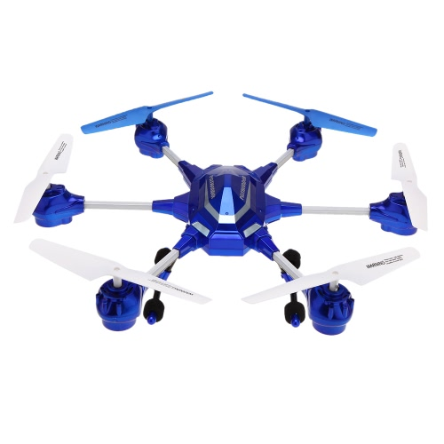 HUAJUN W609-9 4.5CH 2.4G with Six Axis Gyro RTF RC Super Alloy Hexacopter Drone?Middle Size?Without CameraToys &amp; Hobbies<br>HUAJUN W609-9 4.5CH 2.4G with Six Axis Gyro RTF RC Super Alloy Hexacopter Drone?Middle Size?Without Camera<br>