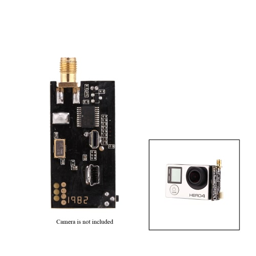 GoolRC L250 5.8GHz 250mW 7g Wireless Video Transmission Transmitter Module for GoPro Hero 3/3+ GoPro Hero 4Toys &amp; Hobbies<br>GoolRC L250 5.8GHz 250mW 7g Wireless Video Transmission Transmitter Module for GoPro Hero 3/3+ GoPro Hero 4<br>