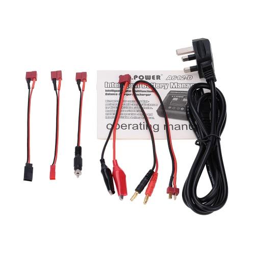 G.T.POWER A612-D 200W AC 220V LiIo/LiPo/LiFe/NiMH/NiCD Battery Balance Charger/DischargerToys &amp; Hobbies<br>G.T.POWER A612-D 200W AC 220V LiIo/LiPo/LiFe/NiMH/NiCD Battery Balance Charger/Discharger<br>