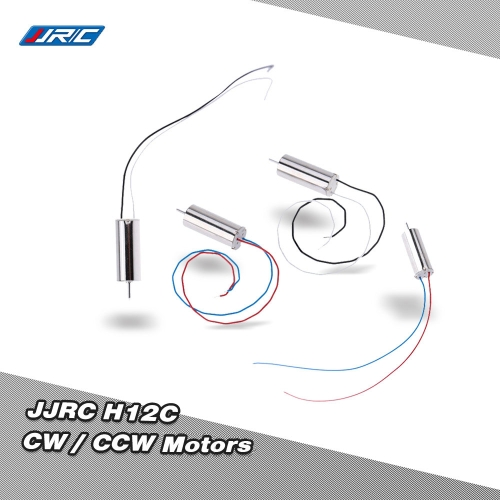 Original JJRC H12C RC Part Helicopter CW Motor H12C-05(MD06) and CCW Motor H12C-06(MD06) for JJRC H12C RC QuadcopterToys &amp; Hobbies<br>Original JJRC H12C RC Part Helicopter CW Motor H12C-05(MD06) and CCW Motor H12C-06(MD06) for JJRC H12C RC Quadcopter<br>