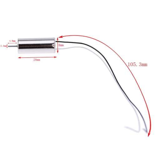 Original JJRC H12C RC Part Helicopter CW Motor H12C-05(MD06) for JJRC H12C RC QuadcopterToys &amp; Hobbies<br>Original JJRC H12C RC Part Helicopter CW Motor H12C-05(MD06) for JJRC H12C RC Quadcopter<br>