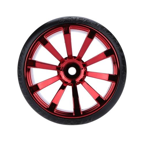 4Pcs/Set 1/10 Drift Car Tires Hard Tyre for Traxxas HSP Tamiya HPI Kyosho On-Road Drifting CarToys &amp; Hobbies<br>4Pcs/Set 1/10 Drift Car Tires Hard Tyre for Traxxas HSP Tamiya HPI Kyosho On-Road Drifting Car<br>