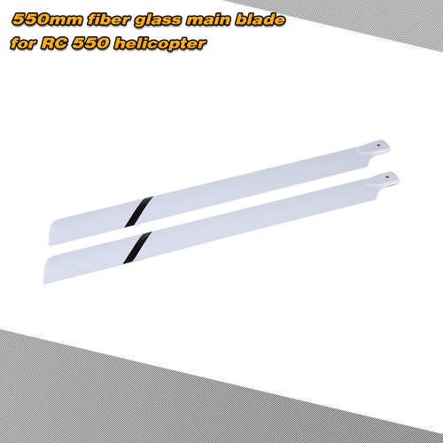 Fiber Glass 550mm Main Blades for  RC 550 HelicopterToys &amp; Hobbies<br>Fiber Glass 550mm Main Blades for  RC 550 Helicopter<br>