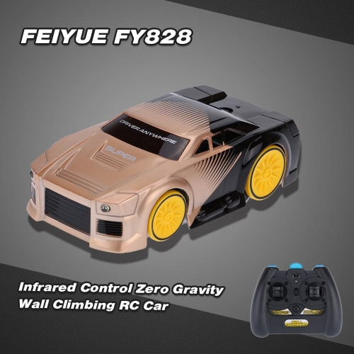 FY828 Infrared Control Zero Gravity Wall Climbing RC CarToys &amp; Hobbies<br>FY828 Infrared Control Zero Gravity Wall Climbing RC Car<br>