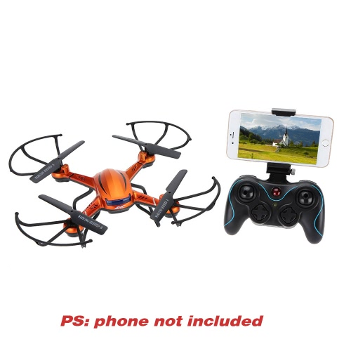 JJRC H12W 2.4G Wifi FPV RC QuadcopterToys &amp; Hobbies<br>JJRC H12W 2.4G Wifi FPV RC Quadcopter<br>