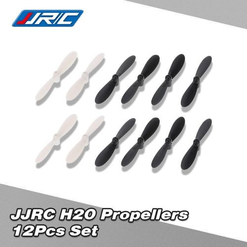12Pcs Original JJRC H20 RC Hexacopter Part Propeller H20-07Toys &amp; Hobbies<br>12Pcs Original JJRC H20 RC Hexacopter Part Propeller H20-07<br>