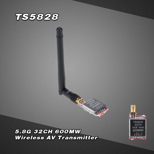 TS5828 5.8G 600mW 32CH Wireless AV Transmitter for DJI Gopro Hero3 Hero4 FPV Aerial PhotographyToys &amp; Hobbies<br>TS5828 5.8G 600mW 32CH Wireless AV Transmitter for DJI Gopro Hero3 Hero4 FPV Aerial Photography<br>