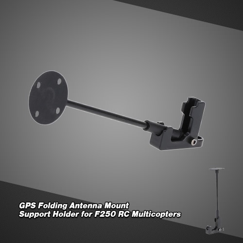 GPS Folding Antenna Mount Support Holder for F250 RC MulticoptersToys &amp; Hobbies<br>GPS Folding Antenna Mount Support Holder for F250 RC Multicopters<br>