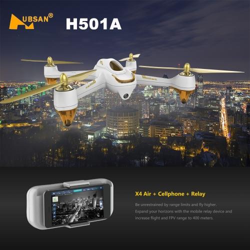 Hubsan H501A X4 Air Pro Wifi FPV Drone Brushless RC QuadcopterToys &amp; Hobbies<br>Hubsan H501A X4 Air Pro Wifi FPV Drone Brushless RC Quadcopter<br>