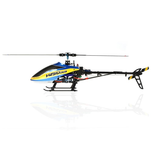 Walkera V450D03 6CH 450 RC FBL Helicopter Without Transmitter BNF (Walkera Helicopter,Walkera V450D03,450 Helicopter)