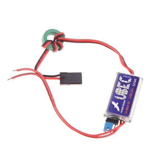 Buy Hobbywing 3A Tryb przełączania UBEC 5V 6V max 5A Najmniejszy hałas RF (Hobbywing UBEC, UBEC)