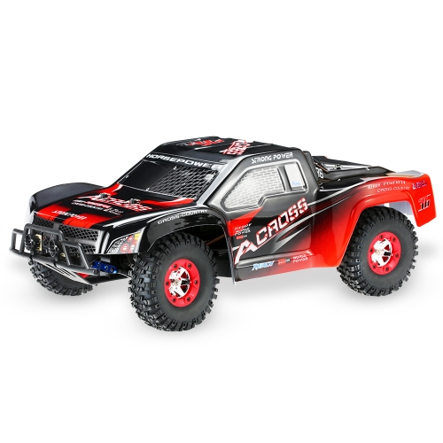 Original Wltoys 12423 1/12 2.4G 4WD Electric Brushed Short Course RTR RC CarToys &amp; Hobbies<br>Original Wltoys 12423 1/12 2.4G 4WD Electric Brushed Short Course RTR RC Car<br>
