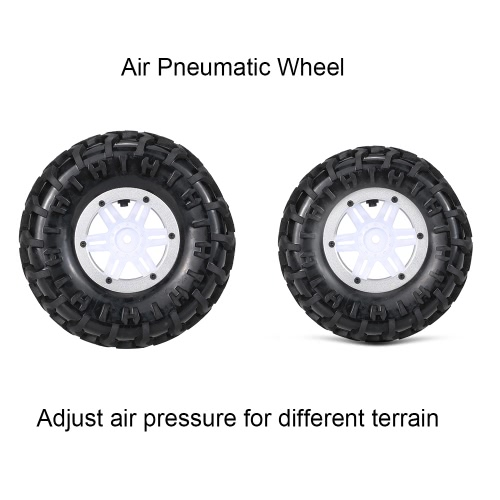 Original Austar AX-3024SR Air Pneumatic Beadlock Wheel Rim and Tire for 1/10 HSP HPI Tamiya Monster TruckToys &amp; Hobbies<br>Original Austar AX-3024SR Air Pneumatic Beadlock Wheel Rim and Tire for 1/10 HSP HPI Tamiya Monster Truck<br>