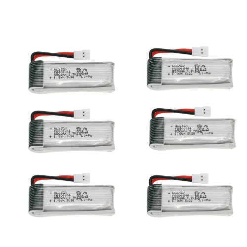 Super Fly 6Pcs 3.7V 520mAh Li-po Battery with 6 in 1 Charger Set for Hubsan H107P RC QuadcopterToys &amp; Hobbies<br>Super Fly 6Pcs 3.7V 520mAh Li-po Battery with 6 in 1 Charger Set for Hubsan H107P RC Quadcopter<br>