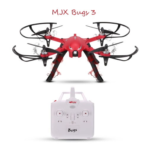 MJX Bugs 3 2.4G 6-Axis Gyro Brushless Motor Independent ESC Drone Support C4000 Gopro 3/4 XiaoYi Action Camera RC QuadcopterToys &amp; Hobbies<br>MJX Bugs 3 2.4G 6-Axis Gyro Brushless Motor Independent ESC Drone Support C4000 Gopro 3/4 XiaoYi Action Camera RC Quadcopter<br>