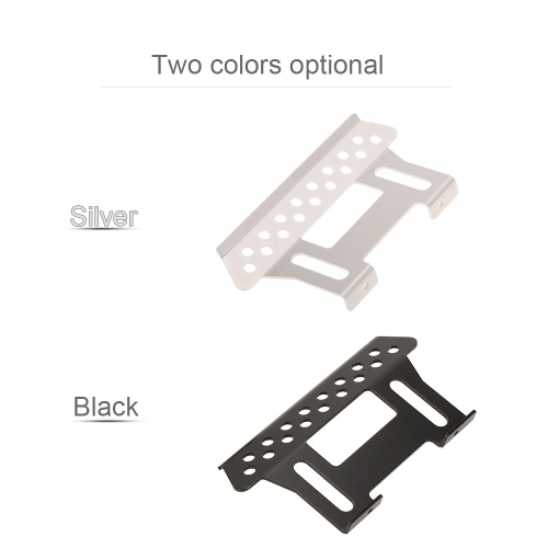 2Pcs Metal Outer Side Pedal Plate for 1/10 Axial SCX10 RC Rock Crawler PartsToys &amp; Hobbies<br>2Pcs Metal Outer Side Pedal Plate for 1/10 Axial SCX10 RC Rock Crawler Parts<br>