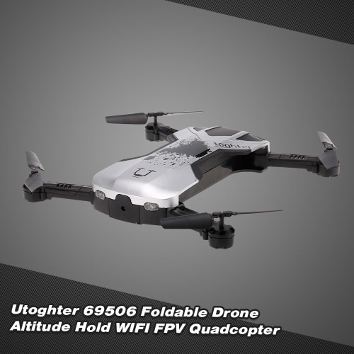 Utoghter 69506 Mini Foldable WIFI FPV RC QuadcopterToys &amp; Hobbies<br>Utoghter 69506 Mini Foldable WIFI FPV RC Quadcopter<br>