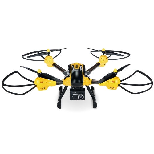 Kai Deng K70C Sky Warrior 2.0MP HD Camera Drone 2.4G 4CH 6-Axis RC Quadcopter Selfie RTF Support GoPro Hero 4 SJCAMToys &amp; Hobbies<br>Kai Deng K70C Sky Warrior 2.0MP HD Camera Drone 2.4G 4CH 6-Axis RC Quadcopter Selfie RTF Support GoPro Hero 4 SJCAM<br>