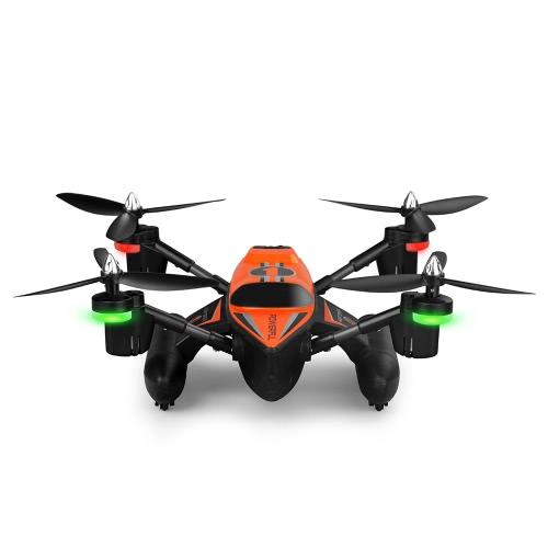 WLtoys Q353 2.4G Aeroamphibious Drone Air Land Sea Mode 3 in 1 RC Quadcopter - BlackToys &amp; Hobbies<br>WLtoys Q353 2.4G Aeroamphibious Drone Air Land Sea Mode 3 in 1 RC Quadcopter - Black<br>