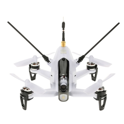 Origine Walkera Rodeo 150 5.8G FPV Racing Drone RTF Version avec 600TVL Caméra DEVO 7 Transmetteur
