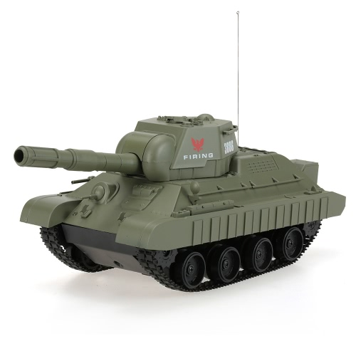 Original HENG LONG NO.3886 27MHz 1/30 Fire Ball Bullet Cannonball Shooting RC Battle TankToys &amp; Hobbies<br>Original HENG LONG NO.3886 27MHz 1/30 Fire Ball Bullet Cannonball Shooting RC Battle Tank<br>