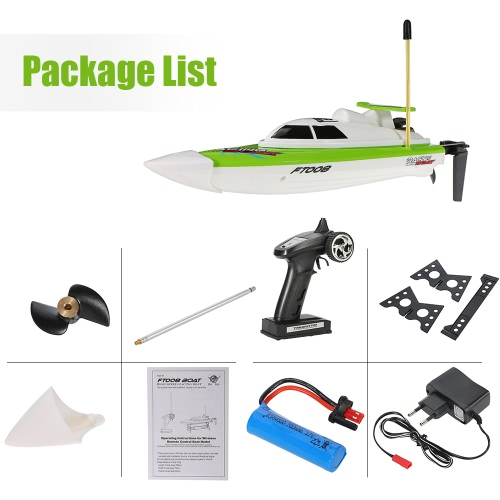 Original Feilun FT008 27MHZ 2CH 14km/h High Speed Radio Control RC BoatToys &amp; Hobbies<br>Original Feilun FT008 27MHZ 2CH 14km/h High Speed Radio Control RC Boat<br>