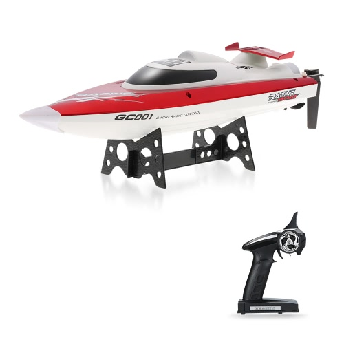 GoolRC GC001 2.4G Water Cooling System Self-righting 30km/h High Speed Racing RC BoatToys &amp; Hobbies<br>GoolRC GC001 2.4G Water Cooling System Self-righting 30km/h High Speed Racing RC Boat<br>