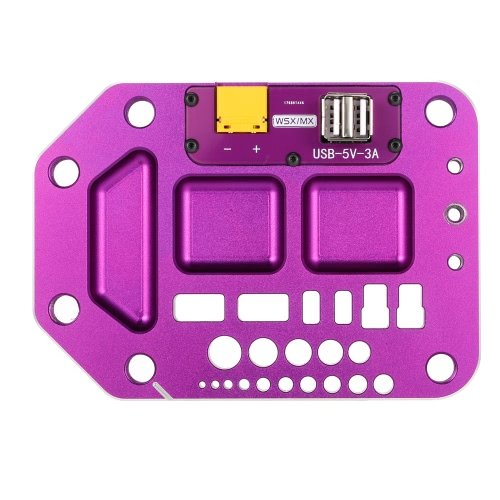 Six Arm Soldering Integrated Base with Banana XT60 XT30 T Plug Hole and USB 5V Output RC ToolToys &amp; Hobbies<br>Six Arm Soldering Integrated Base with Banana XT60 XT30 T Plug Hole and USB 5V Output RC Tool<br>